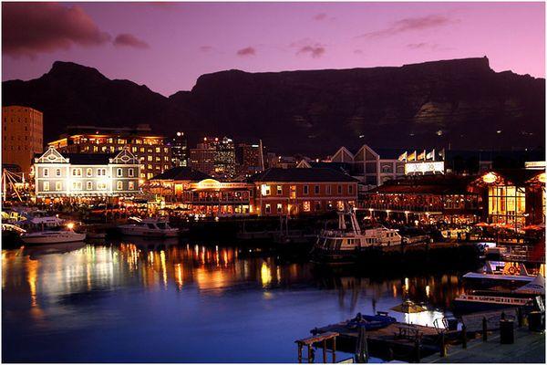 ...Kapstadt V&A Waterfront...