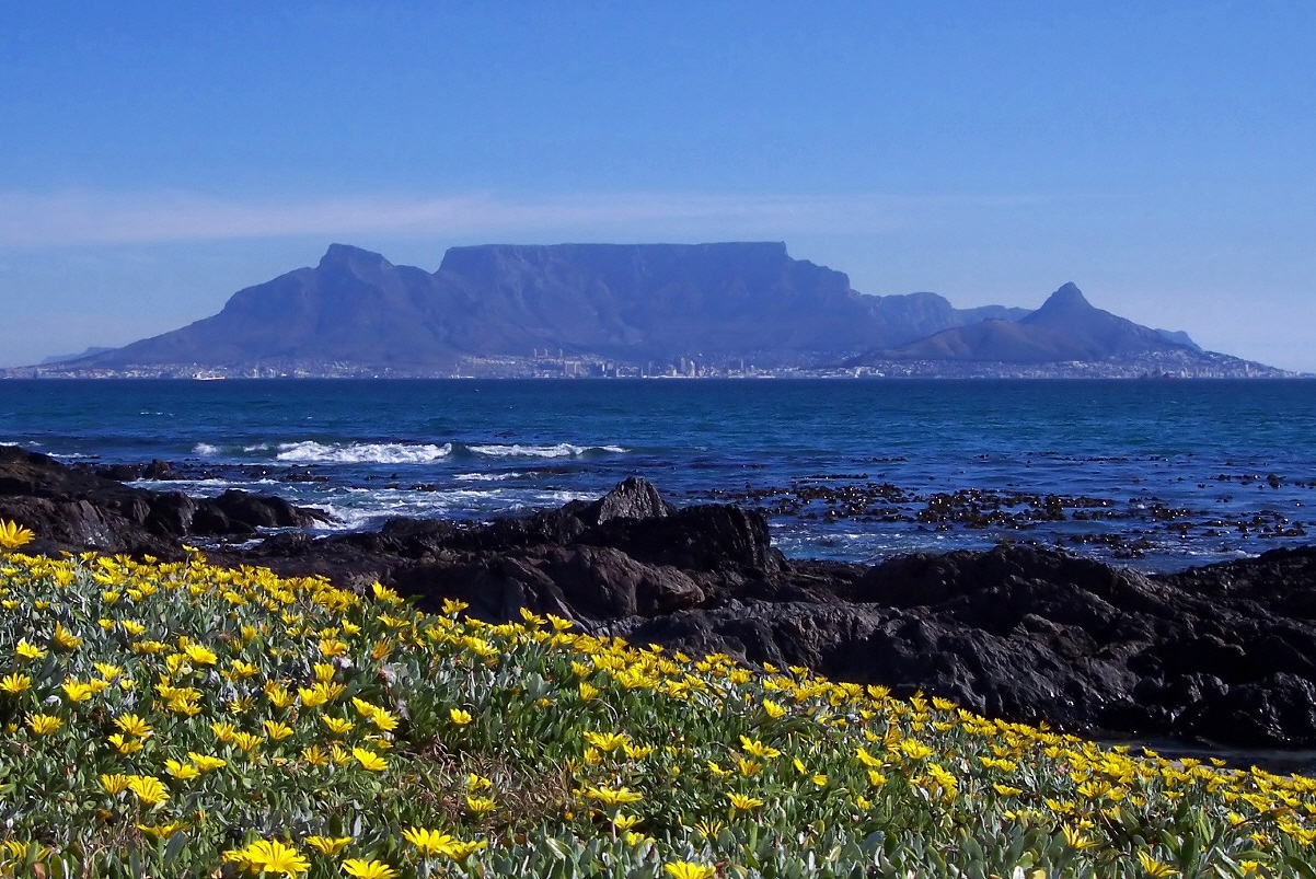 Kapstadt_weiter nach Süden.....
