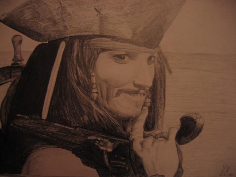 Kaptain Jack Sparrow