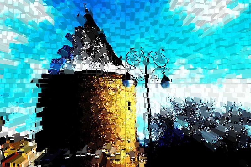 Kaptol tower