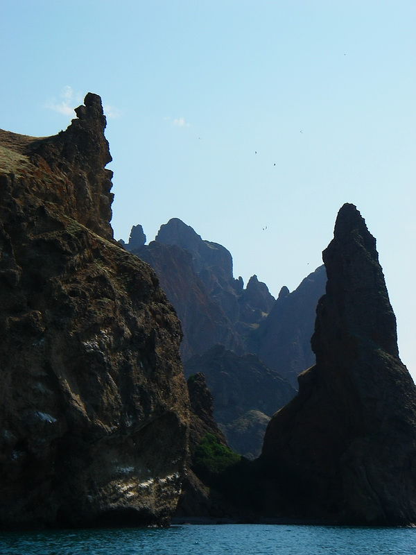 Karadag (Montagne Noire)