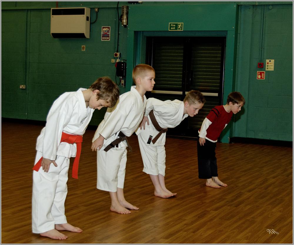* Karateboys *