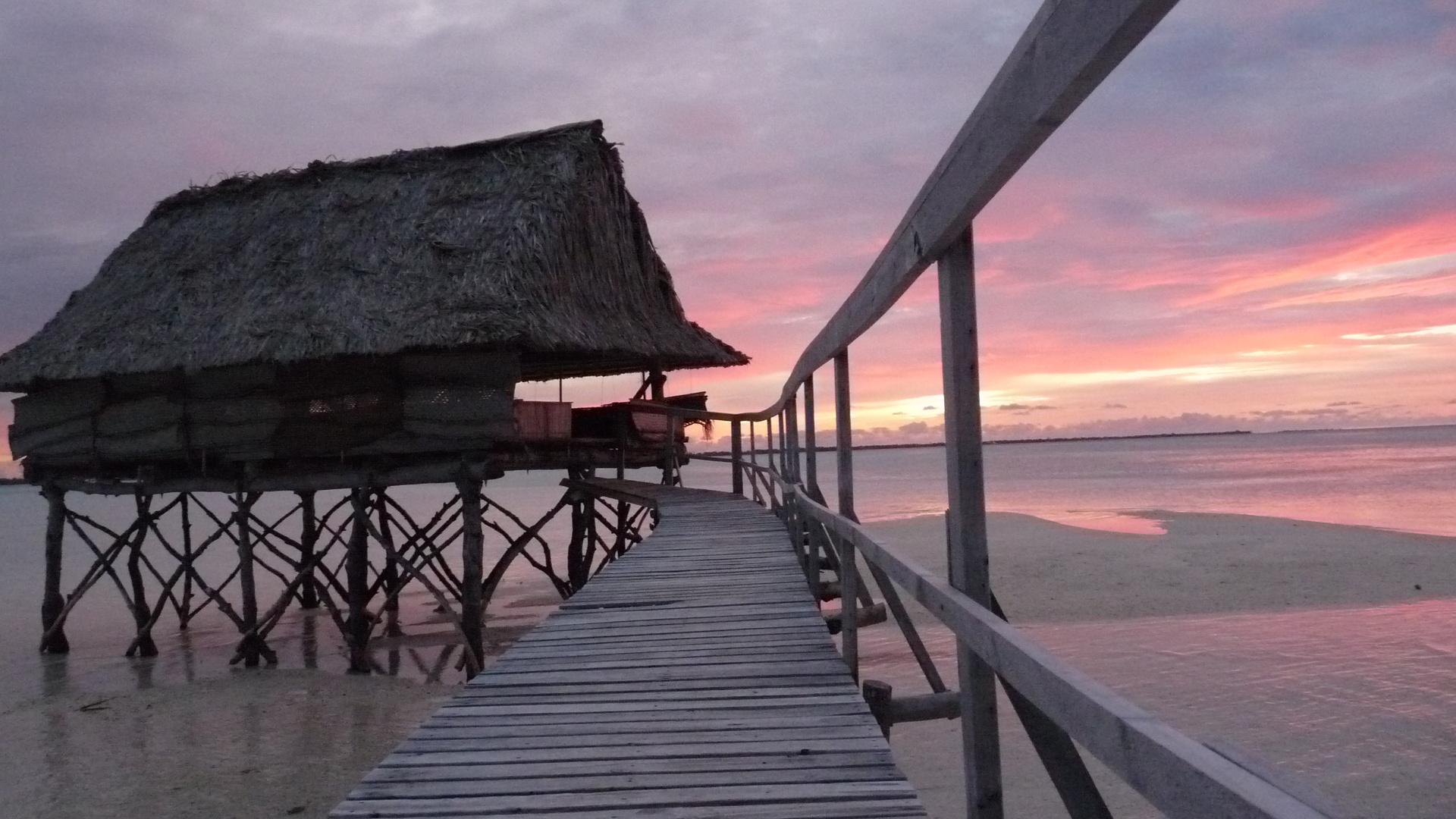 Karea's Homestay in Tarawa KIribati