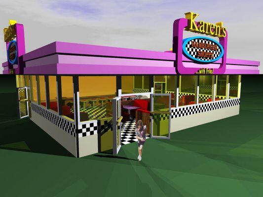 Karens Hamburger Shoppe