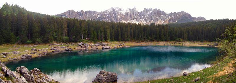 Karer See Dolomiten