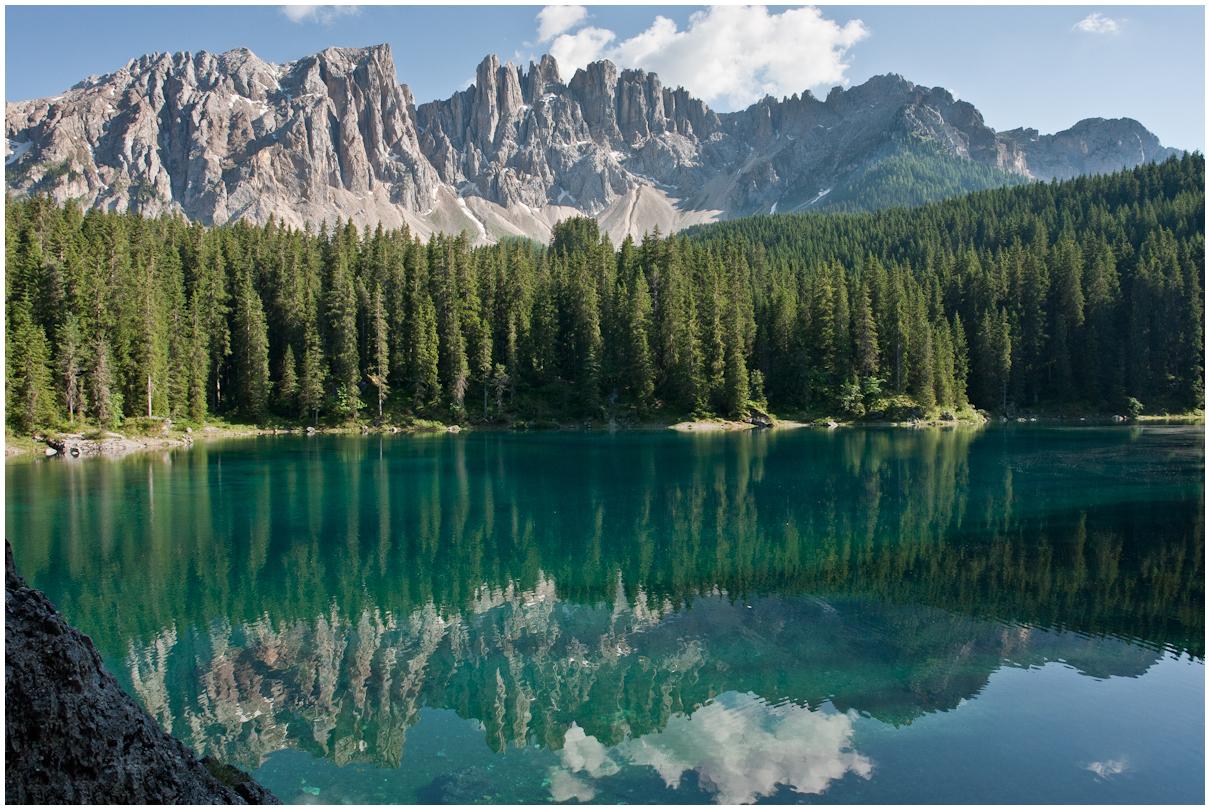 Karersee - Südtirol-