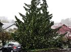 Karfreitag, 16.30 Uhr: in Idyllistan kommt der Winter zurück