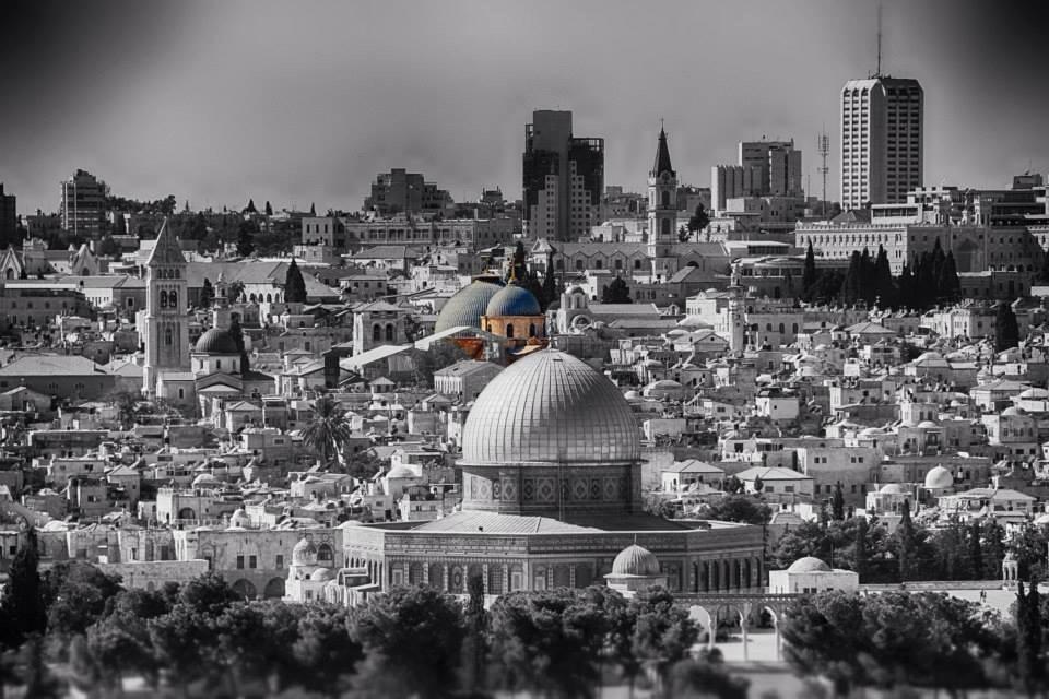 Karfreitag in Jerusalem