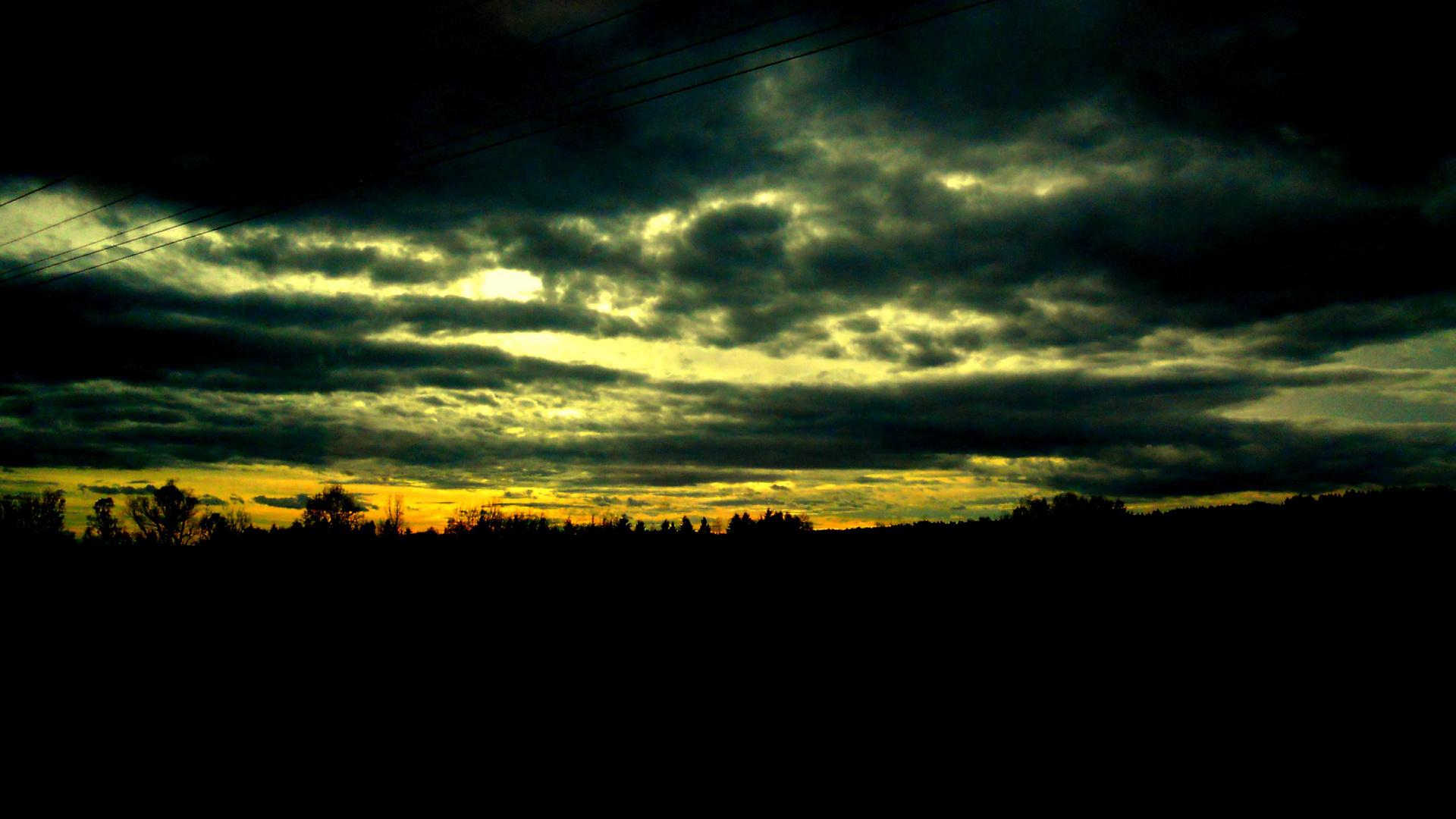 Karfreitag - Licht und Dunkelheit