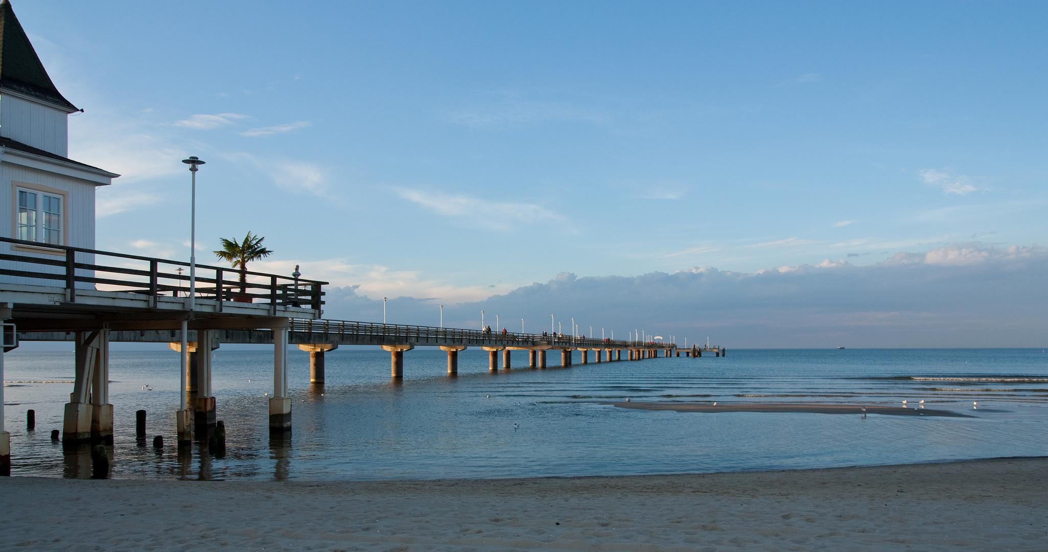 Karibik für Kurzentschlossene ..... Usedom