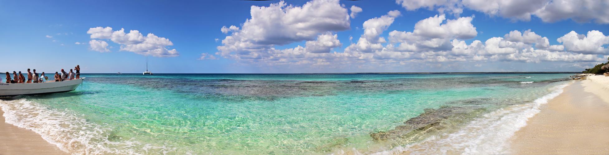 Karibik - Isola Catalina