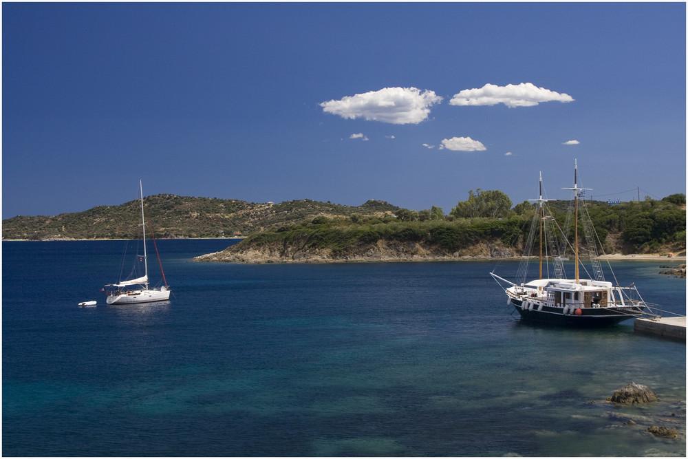 Karibikfeeling in Griechenland