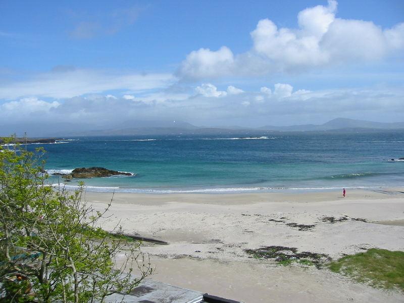 Karibik...nö..Irland