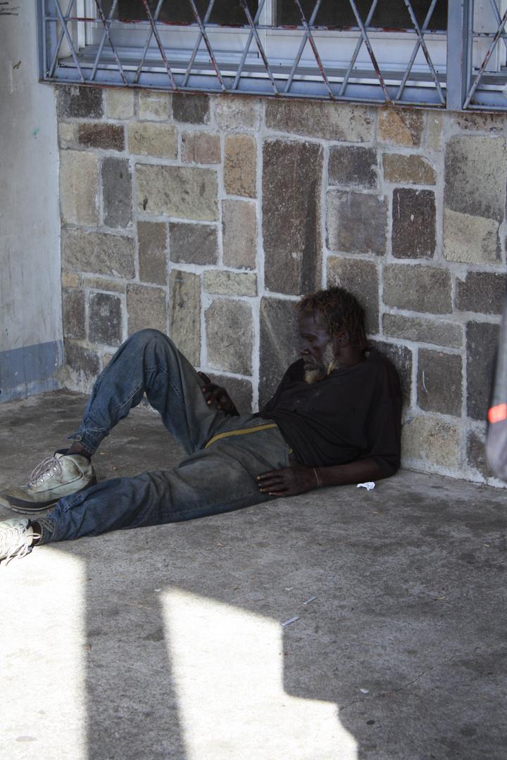 karibische Armut