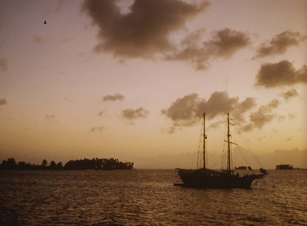Karibische Dämmerung