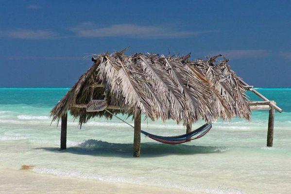 Karibische Hängematte