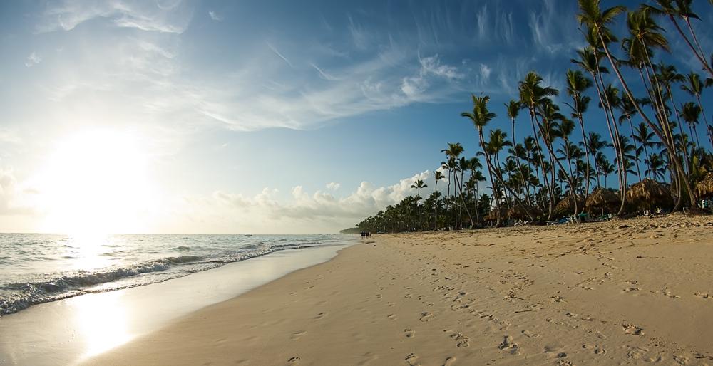 ... Karibisches Meer - morgens um sechs .... 2