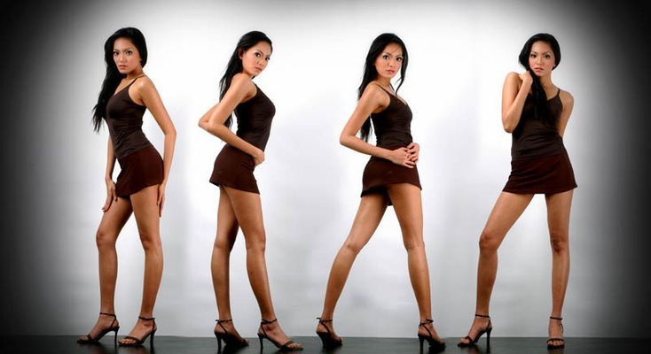 Karina In 4 Different Pose...