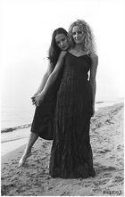Karina und Inese 2