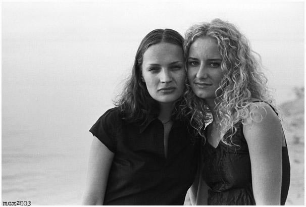 Karina und Inese