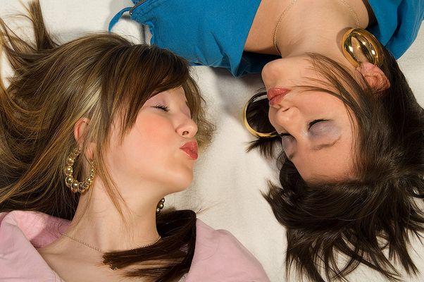 Karina und Nadine