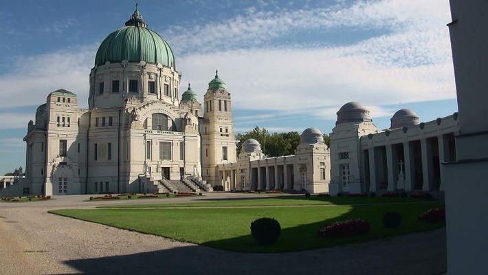 Karl-Borromäus-Kirche Zentralfriedhof Wien