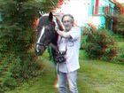 Karl-Rainer Schmidt ich und das Pferd