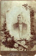 Karl Wilhelm Synowzik ,Mein Urgroßvater ca.1907