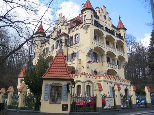 Karlsbad - Villa Ritter