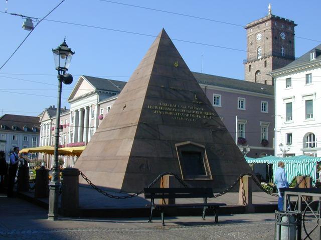 Karlsruhe Pyramide
