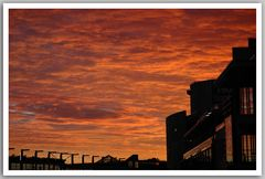 Karlsruhe Sunset