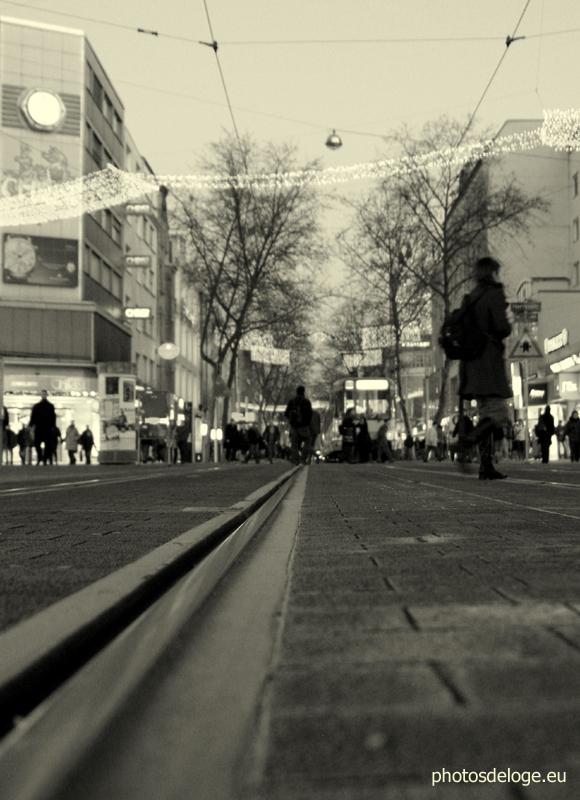 Karlsruhe, Tramway eins