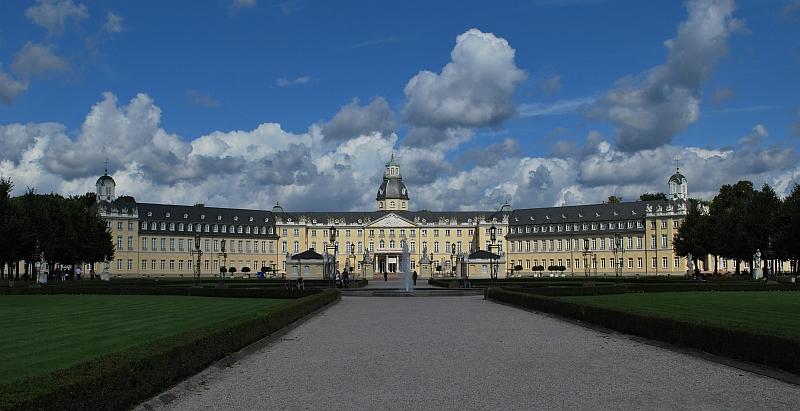 Karlsruher Schloß