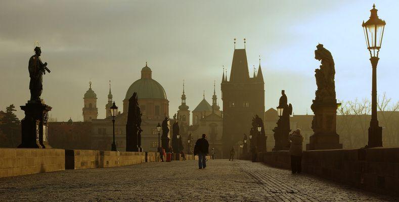 Karluv Most - Prague