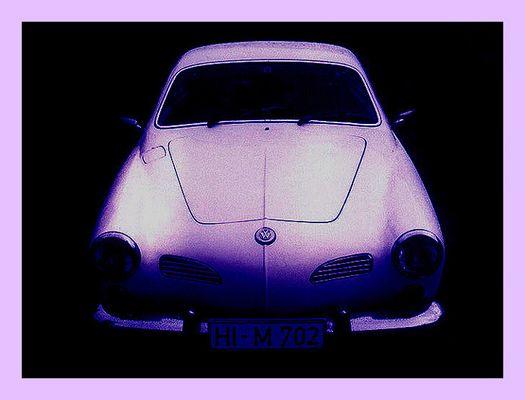 Karmann-Ghia in pink