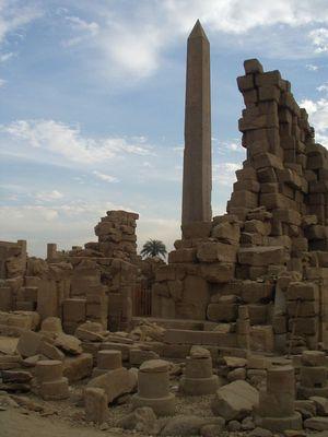 Karnak-Tempel, Luxor, Ägypten