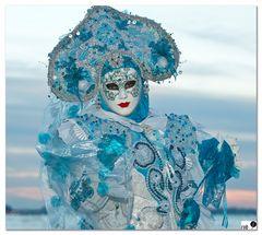 Karneval 16 (blue on blue)
