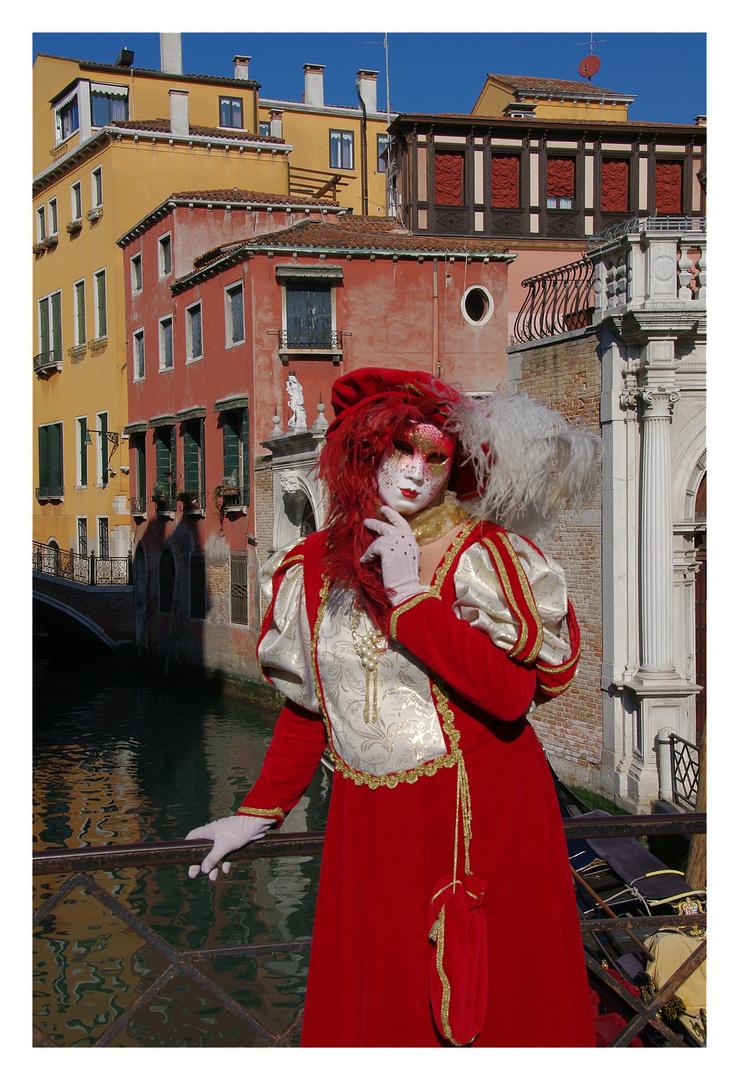 Karneval 2011 in Venedig