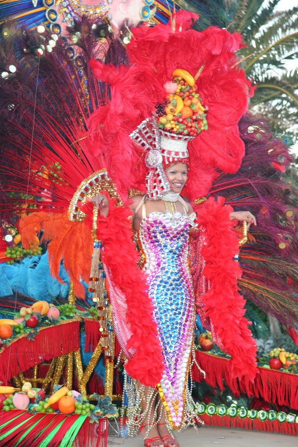 Karneval auf den Canaren.