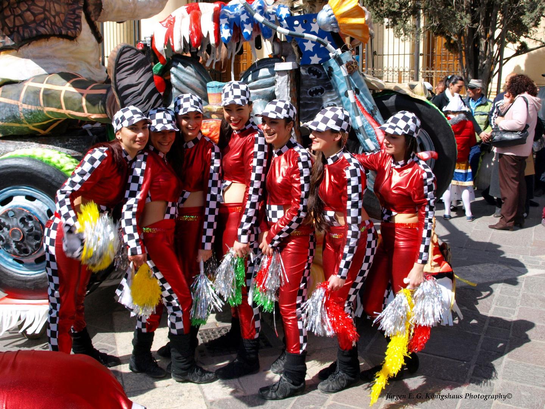 Karneval auf Malta
