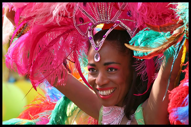 Karneval der Farben