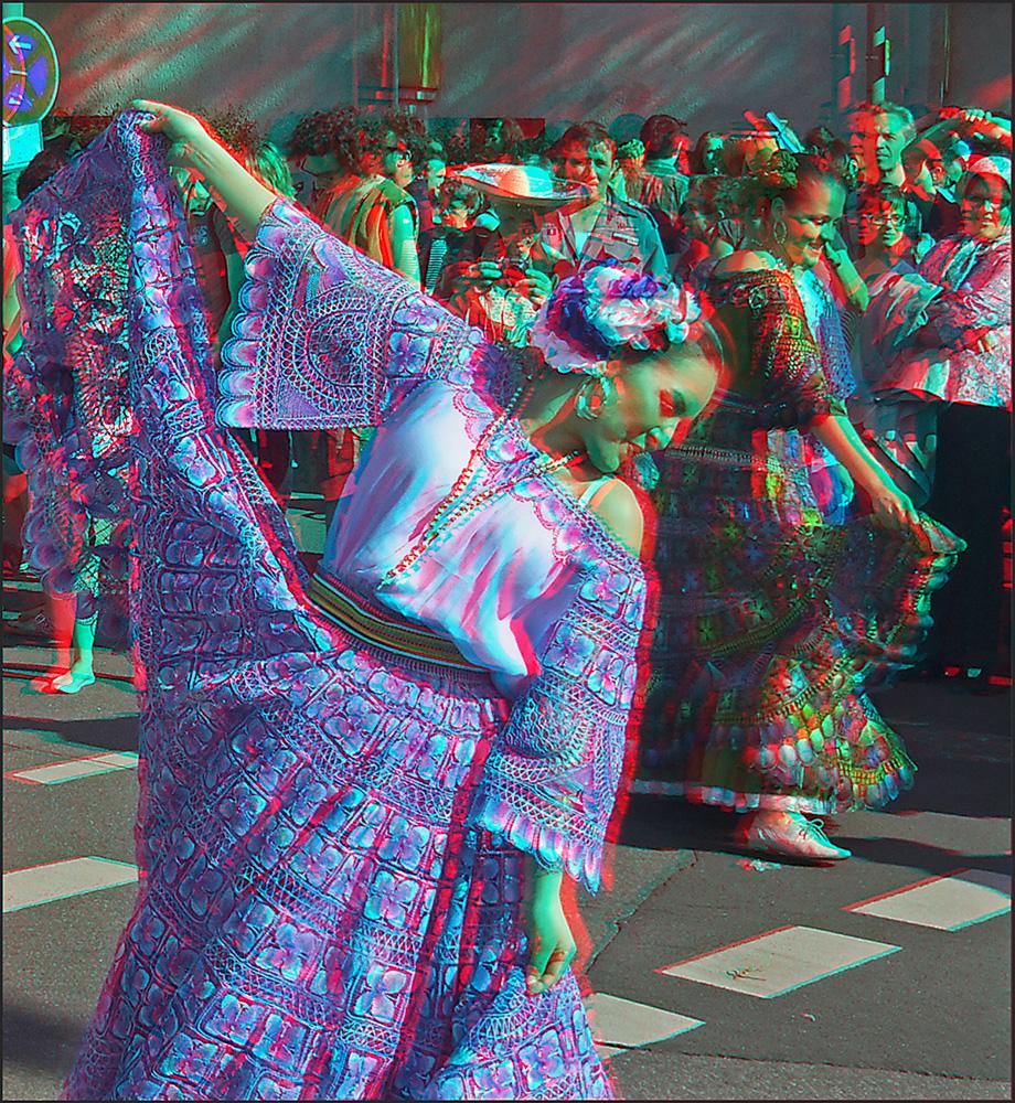 Karneval der Kulturen -2- (3D)