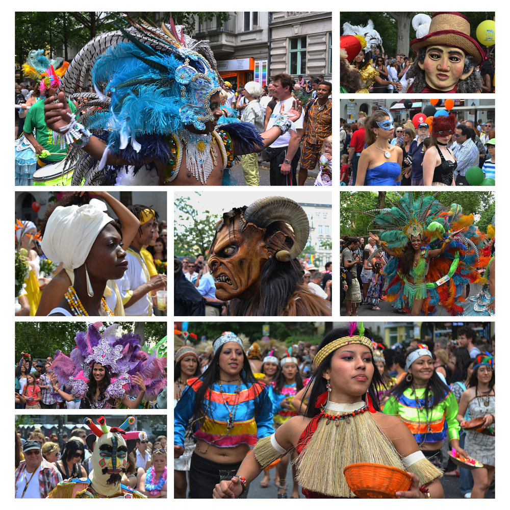 Karneval der Kulturen - 25