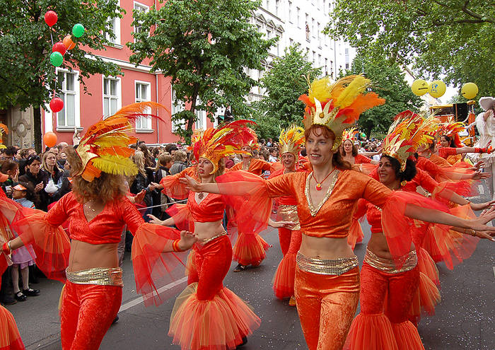 Karneval der Kulturen 4, Berlin 2006