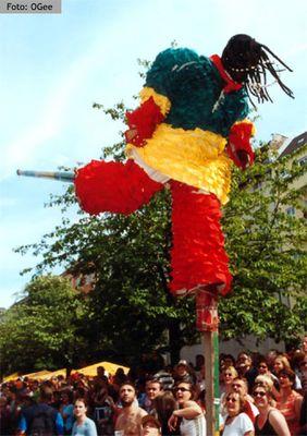 Karneval der Kulturen Berlin 2004 / 2