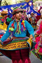 Karneval der Kulturen - Buntes Peru