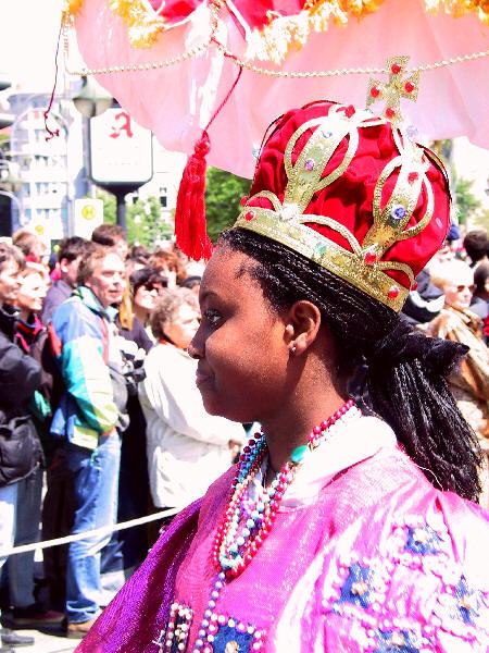Karneval der Kulturen in Berlin-Bild1