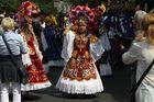 Karneval der Kulturen in bunt
