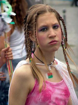 Karneval der Kulturen, Kinderkarneval