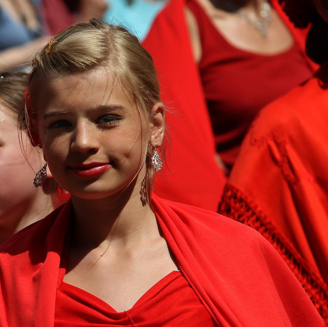 Karneval der Kulturen - noch mehr rot